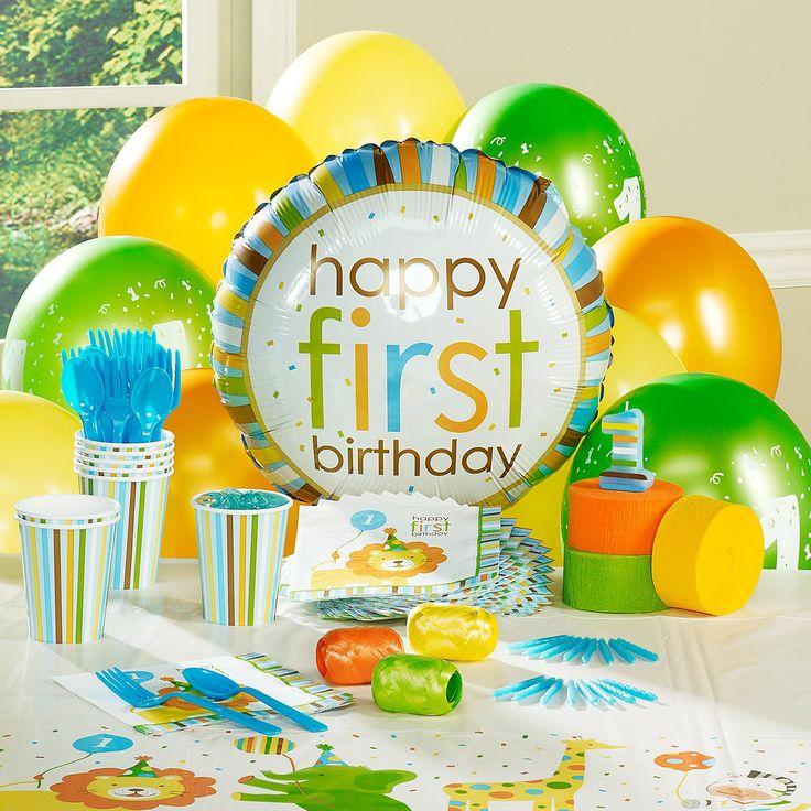 Boy 1st birthday
