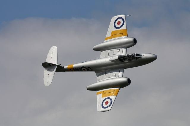 Gloster Meteor 1950s