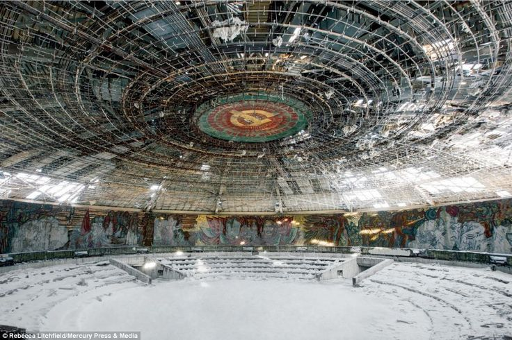 Photographer Rebecca Litchfield travelled to nine countries that were part of the Soviet Union or accepted as satellite states for her book ...