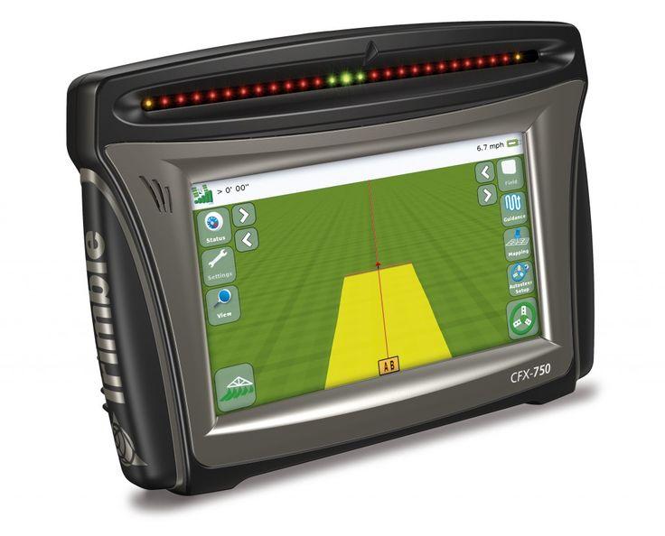 CFX-750_display