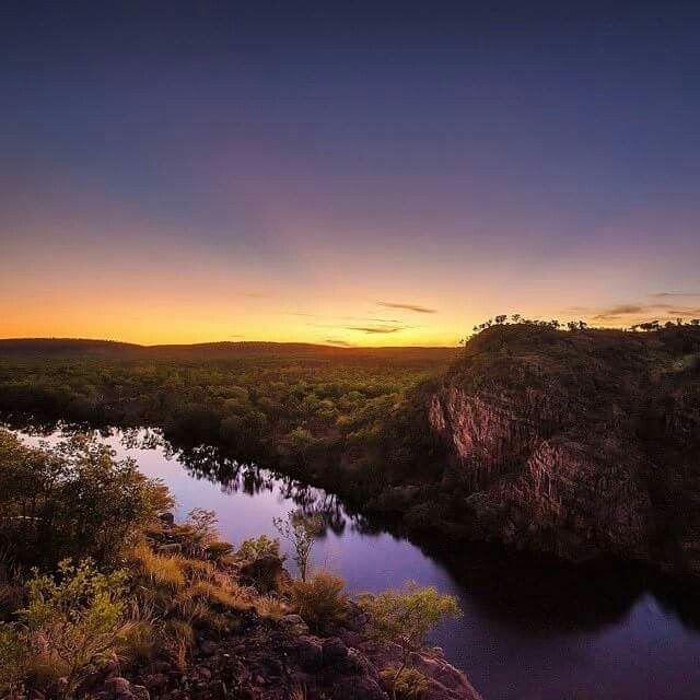 Nitmiluk national park