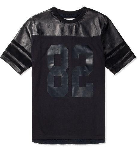 clothsurgeon Black M.F.Y Football Jersey T-Shirt | Hypebeast Store ($368.00) - Svpply