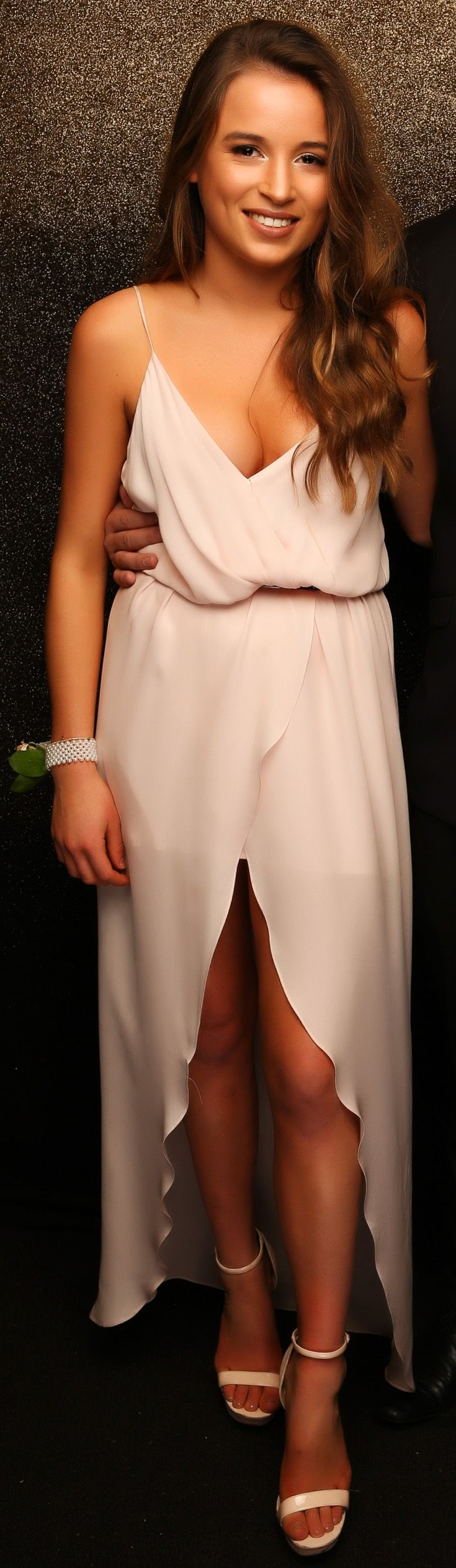 Sacred Heart Ball 2015. Adore this feminine look! www.whitedoor.co.nz