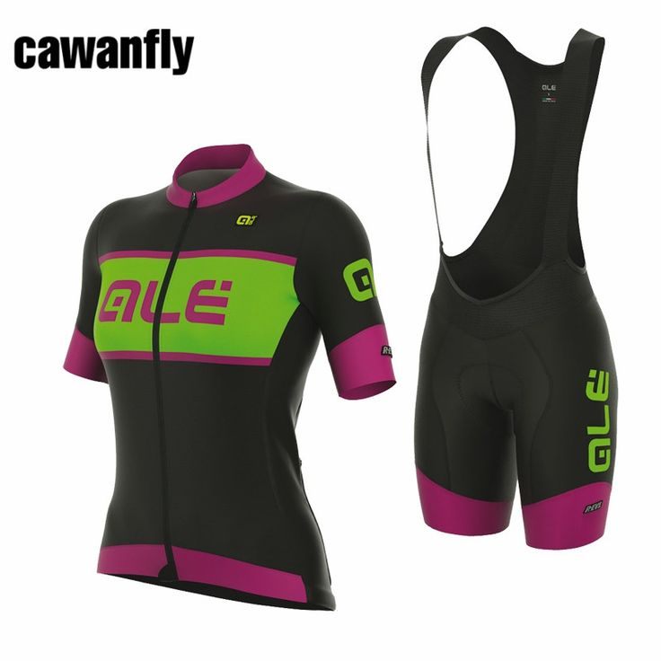 2017 Ale Cycling Jersey women cycling clothing set breathable bike jerseys bicycle Mountain wear mtb clothes ropa ciclismo new