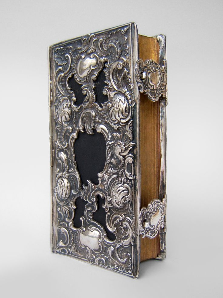 Silver book-cover = Ulm (1750)
