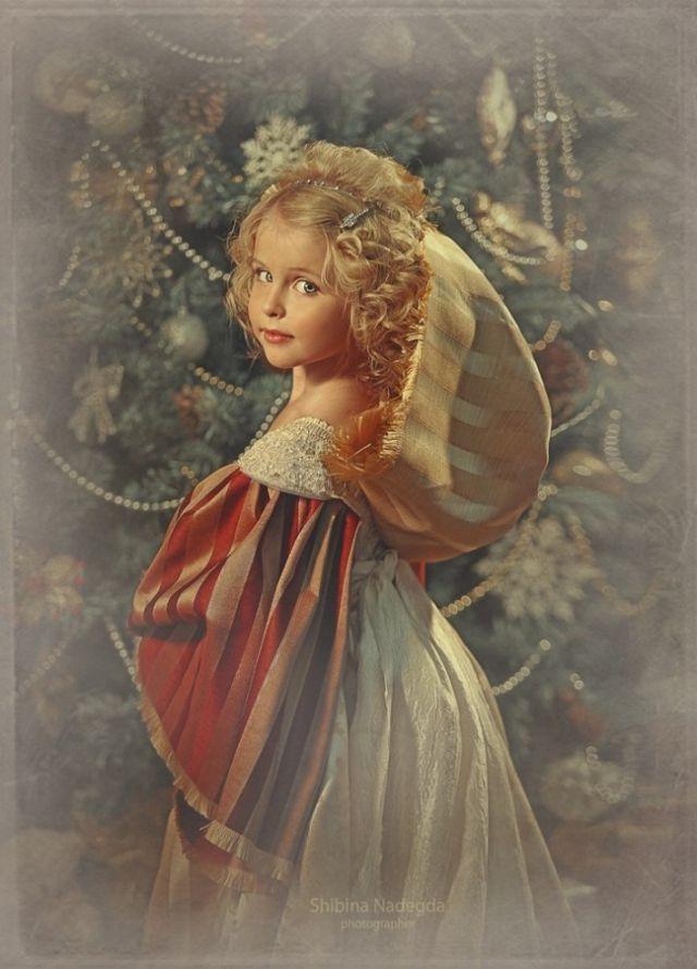 Рождественские истории. Автор: Надежда Шибина.