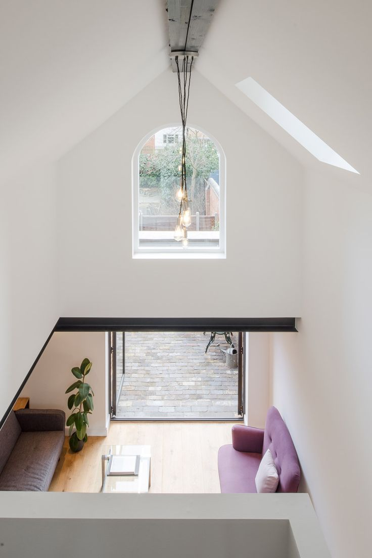 Intervention Architecture transforms Victorian coach house into writer's home and studio
