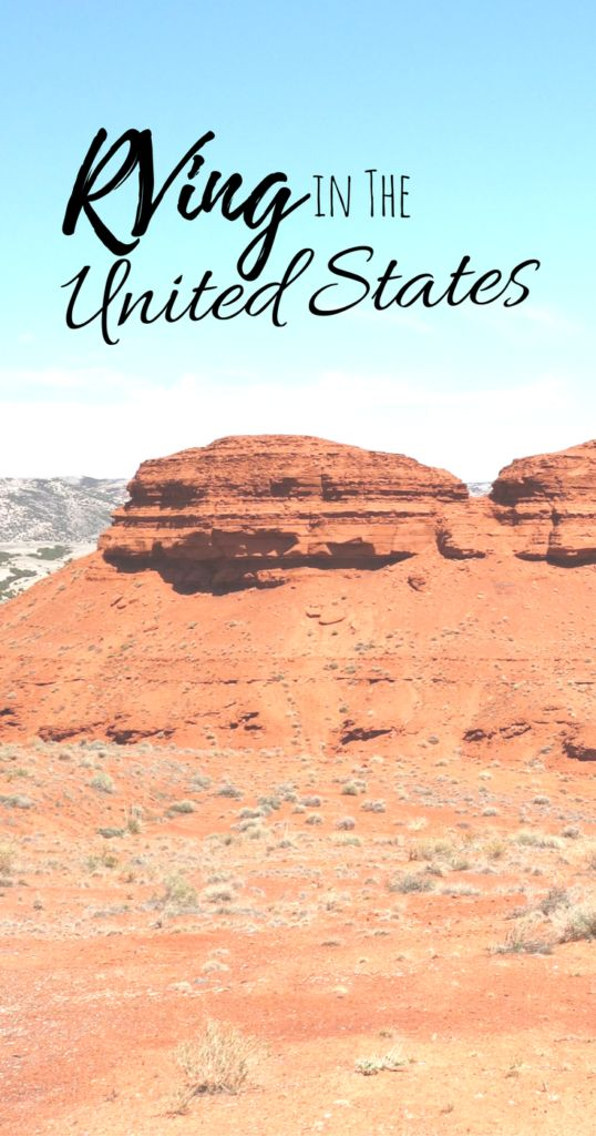 RVing across the USA - Budget tips and affordable RV rentals options. | Road-trips in USA | Road-Trip Ideas | Campervan
