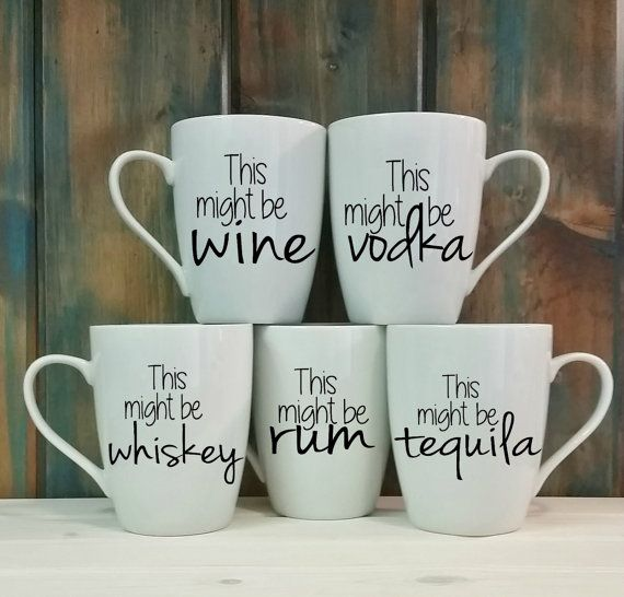 This might be wine mug this might be vodka by TravelingTreeDesign