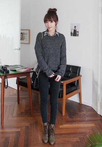 #koreanfashion#style#outfit