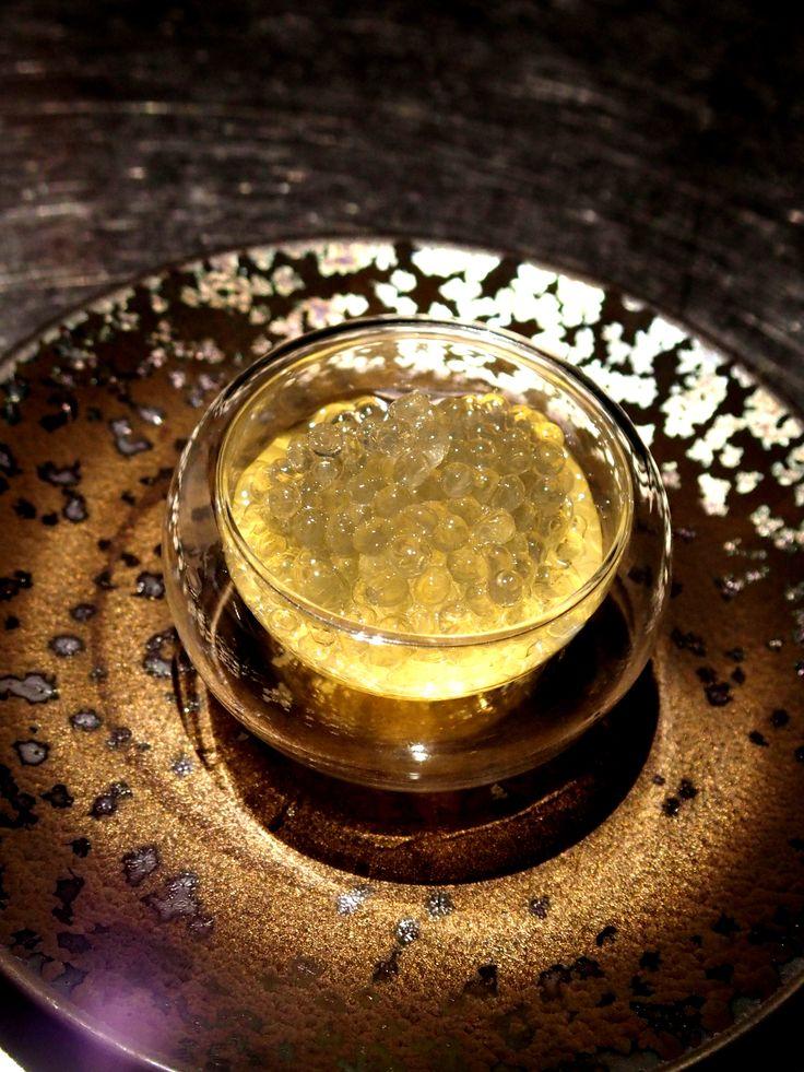 Caviar of the white balsamic vinegar