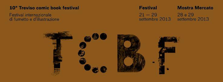 tcbf Banner 18 #comics #treviso #italy #tcbf13 Treviso Comic #Book #Festival #simonerea