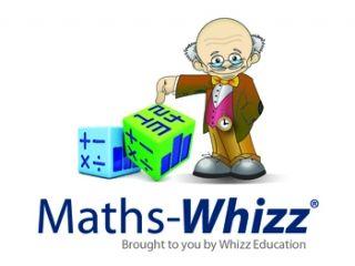 Maths-Whizz logo