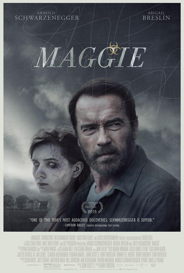 maggie Movie Review #celebrity #movie #arnoldschwarzenegger