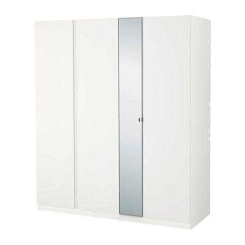 "PAX Wardrobe - soft closing hinge, 68 7/8x23 5/8x79 1/4 "" - IKEA"
