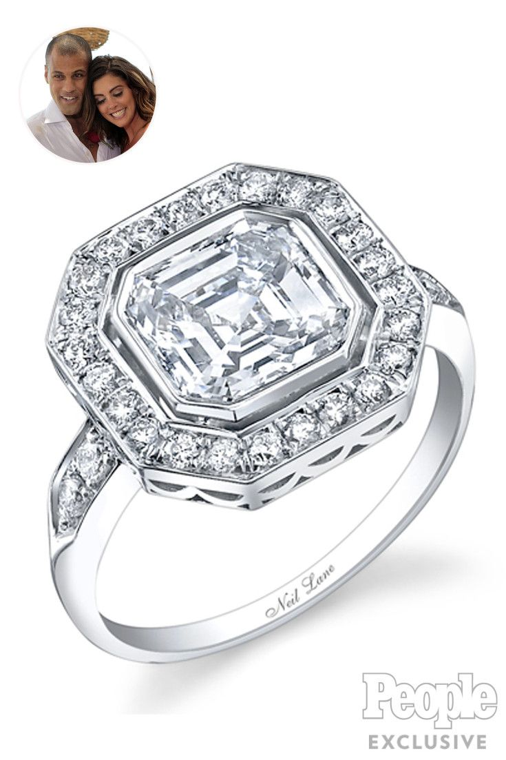 Celebrity Engagement Rings So Gorgeous, You'll Be Glued To Pinterest