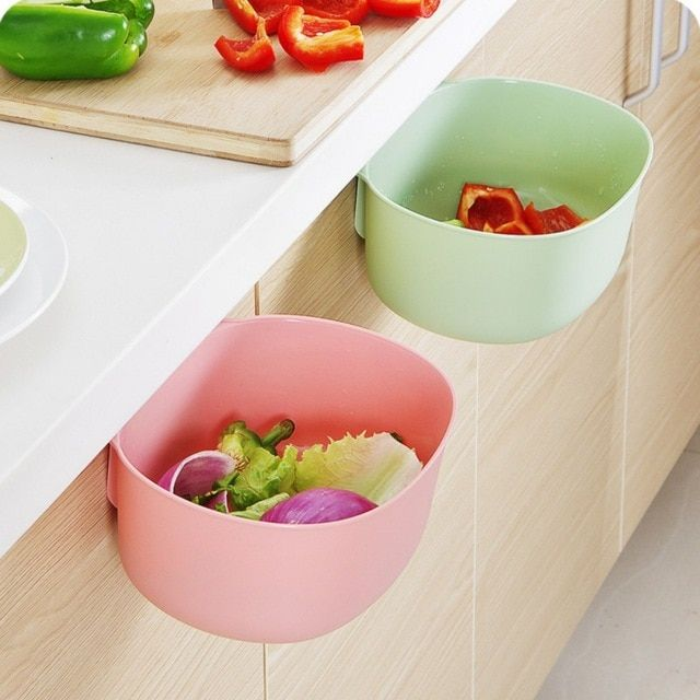 Cheap Waste Bins Buy Directly From China Suppliers Waste Bin Multifunction Doors Cabinet Hanging Storage Box Kitchen Garbage Can Bathroom Cosmetic Organize Co