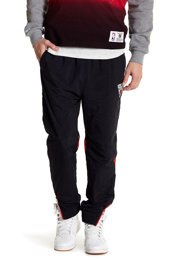 NBA Bulls Team Issued Pant