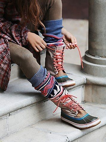 Hiking Chic | Her Campus Sorrel boots for this upcoming winter.