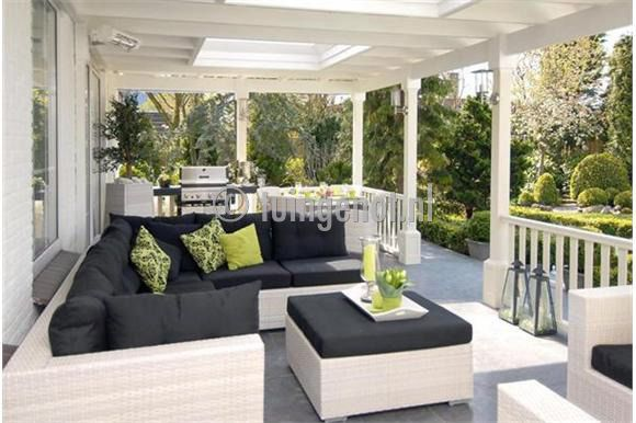 veranda landelijke stijl google zoeken buiten pinterest verandas met and lounges. Black Bedroom Furniture Sets. Home Design Ideas