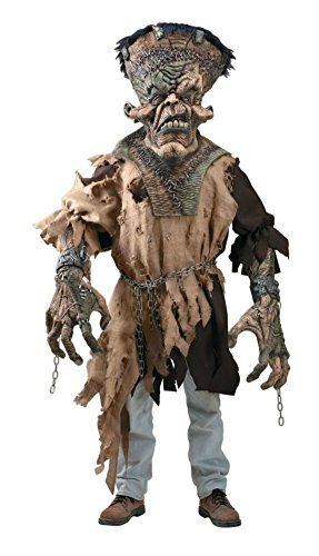 Buy Rubies Mens Scary Freaknmonster Creature Reacher Halloween Party Costume  **    Brand New** **    Manufactured by Rubies** **    One Size** **    Officially Licensed Product**  Buy From Amazon  http://www.amazon.com/gp/product/B00NOA22RW?tag=canreb0c-20