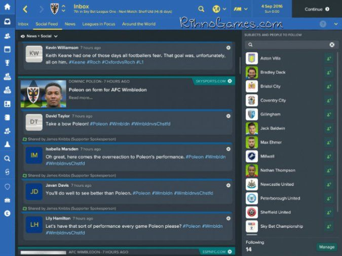 Download Football manager 2017