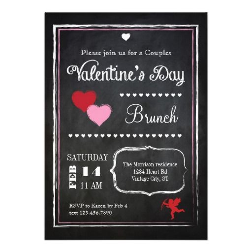 Best Invitations  Valentine Party Images On
