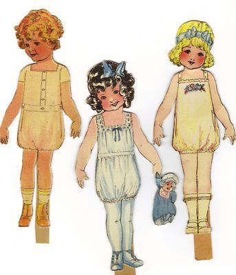 Paper dolls dating