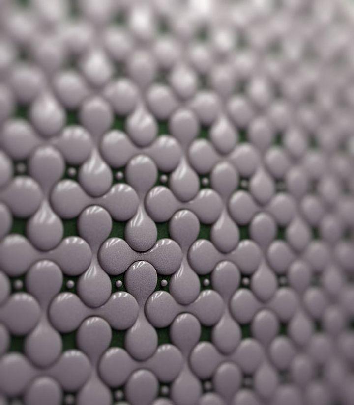 Modular porcelain ceramics - Velichko Velikov #modular #modern #wallcovering #interior #architecture #surface #panel #tiles #design