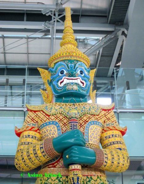 Indrajit Yaksha Temple Guardian