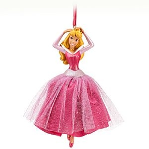 Disney Aurora Sleeping Beauty Sketchbook Ornament | Disney StoreAurora Sleeping Beauty Sketchbook Ornament - In her glittering tulle gown, Sleeping Beauty is a vision found once upon a dream. Combine Princess Aurora with Snow White, Belle, Jasmine and the other princesses to create a stunning Disney Princess tree.