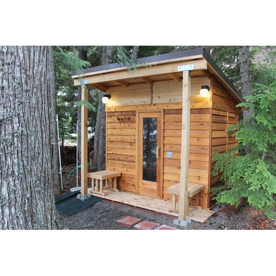 Best 25 outdoor sauna kits ideas on pinterest sauna for Sauna plans outdoor