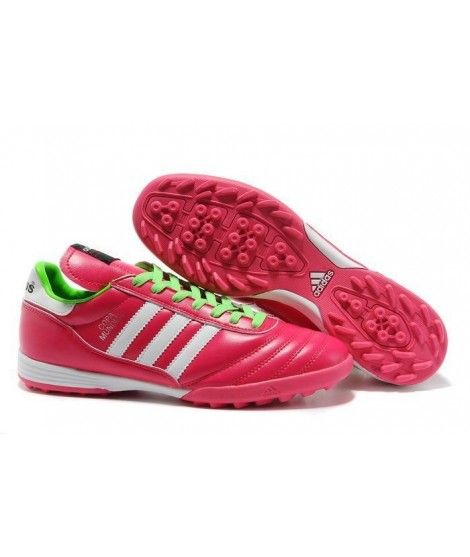 Adidas Copa Mundial TF Fotbollsskor Röd Grön Vit
