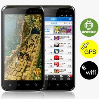 $308.60    K-Touch V9 CPU Nvidia Tegra3 Quad-core 1.5GHz Android 4.0 4GB 1 GB 3G Wi-Fi GPS 5MP 4,5 polegadas 960 * 540 Tela Smart Phone-Black
