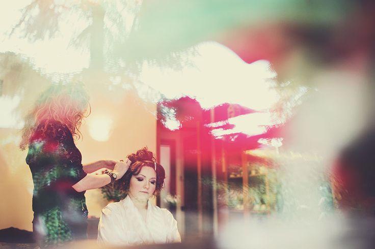 red wedding inspiration by Nadia Di Falco photographer #red #wedding #inspiration #photography #love #winter #bride