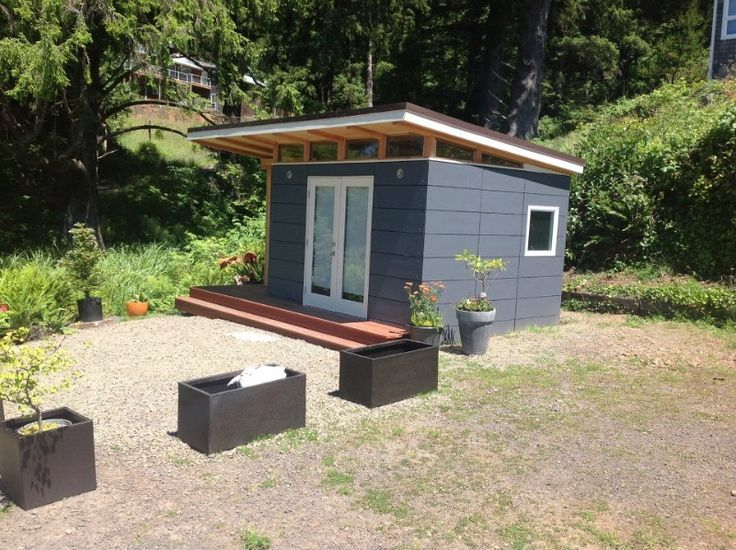 167 Best Images About Modern Shed On Pinterest Studios