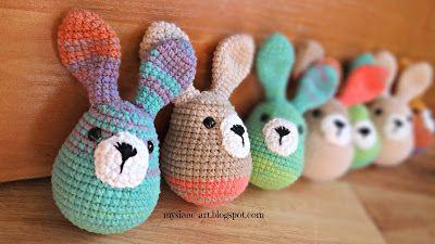Mysiaac Art: Mini królisie