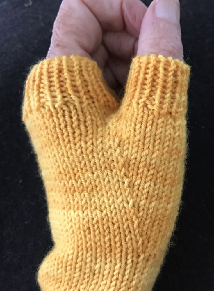Perfect Thumb Gussets