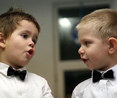 <3 little bowties: Photo Kids, Bows Ties, Bow Ties, Kids Fashion, Bowties, Kids Baby, Rings Boys, Kids Clothing, Little Boys