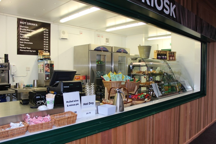 A varied menu of cold snacks, hot snacks and drinks is served from a PKL Food Cube at London Zoo. You can try it for yourself. It's just outside the Aquarium!