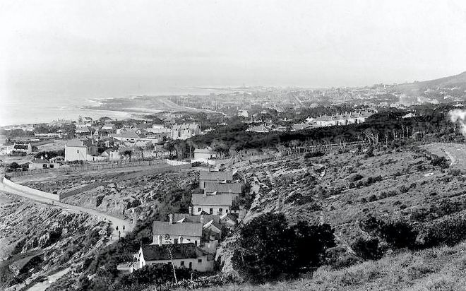 Sea Point in 1890 .....