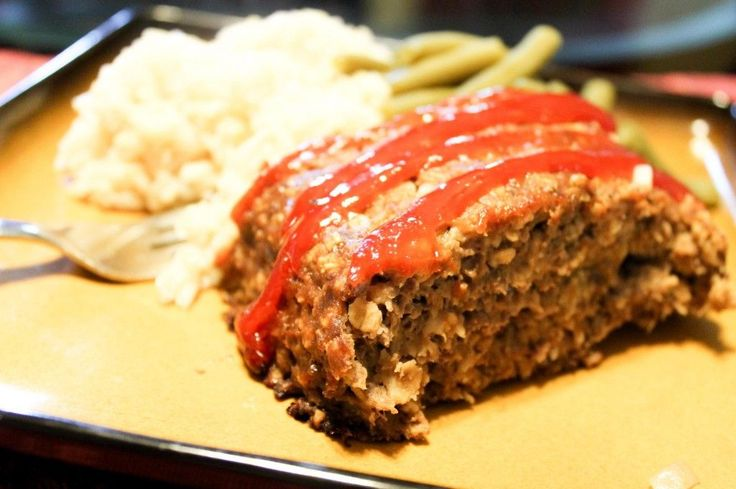 Food Network For My Father Meatloaf