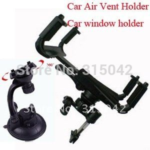 For car air vent mount, Car holder for galaxy tab, universal stand for PDA tablet PC and mobile devices
