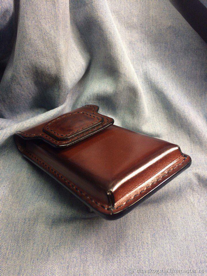 c007c298c370 Для телефонов ручной работы. чехол-кобура для телефона из натуральной кожи.  Dima.