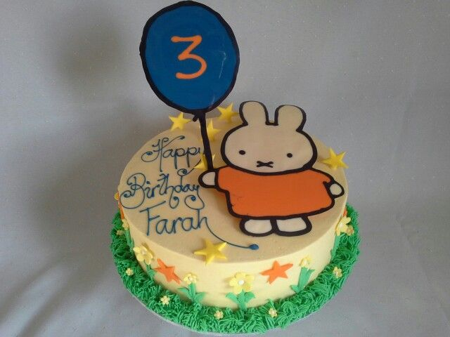 Sweet Art Cake Design Hawkes Bay : 1000+ images about Miffy Party Celebration Ideas on ...