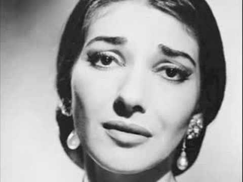 Maria Callas La mamma morta
