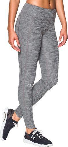 Under Armour Female Coldgear Leggings - Women's | shop @ FitnessApparelExpress.com
