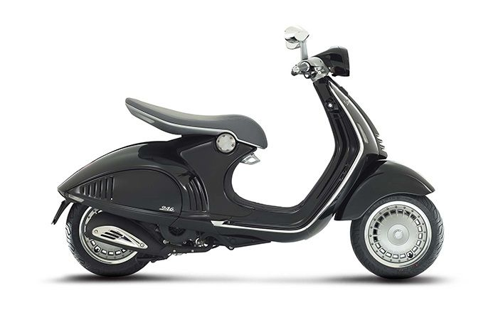 Vespa 946 scooter India launch price INR 12.04 lakh (Yes, Twelve!)