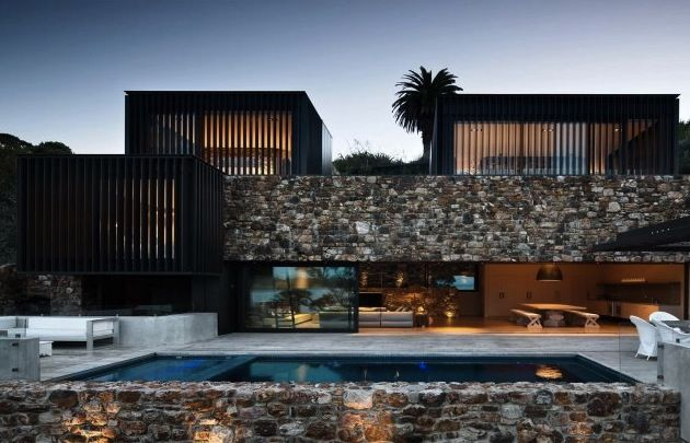 Charming Design For The Local Rock House By Patterson Associates