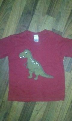 Gymboree boys size 3t  dinosaur shirt